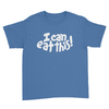 I Can Eat This! - Kids Youth T-Shirt Royal Blue
