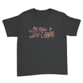 Walking With Giants - Kids Youth T-Shirt