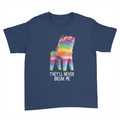 They'll Never Break Me - Kids Youth T-Shirt