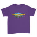 Super Power Beat Down - Kids Youth T-Shirt