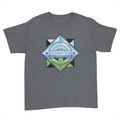 Trainer Tips Color Logo - Kids Youth T-Shirt