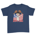 KFC Manager - Kids Youth T-Shirt Navy