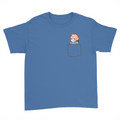 Pocket Hobo - Kids Youth T-Shirt