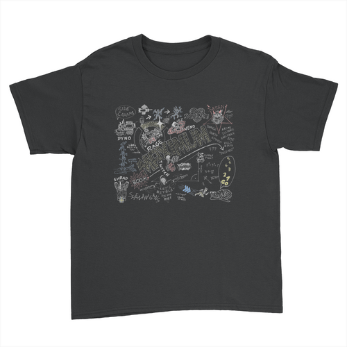 Maximum Colour - Kids Youth T-Shirt