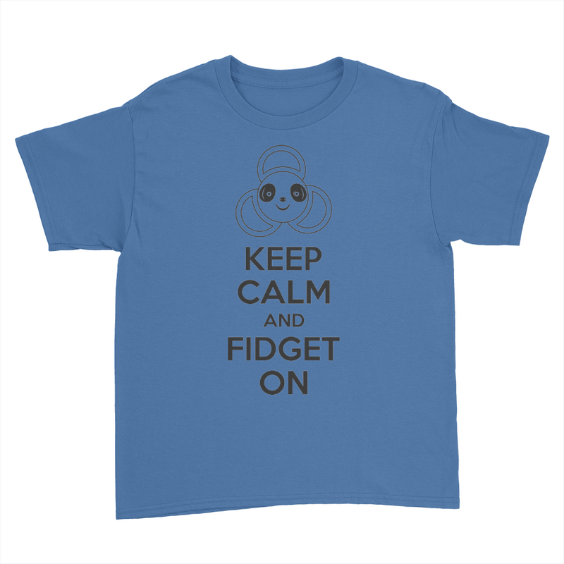 Keep Calm - Kids Youth T-Shirt