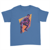 BDD - Kids Youth T-Shirt Royal Blue