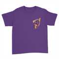 BDD Pocket - Kids Youth T-Shirt Purple