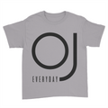 OJ Everyday - Kids Youth T-Shirt Sport Grey