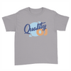 Quality OJ - Kids Youth T-Shirt Sport Grey