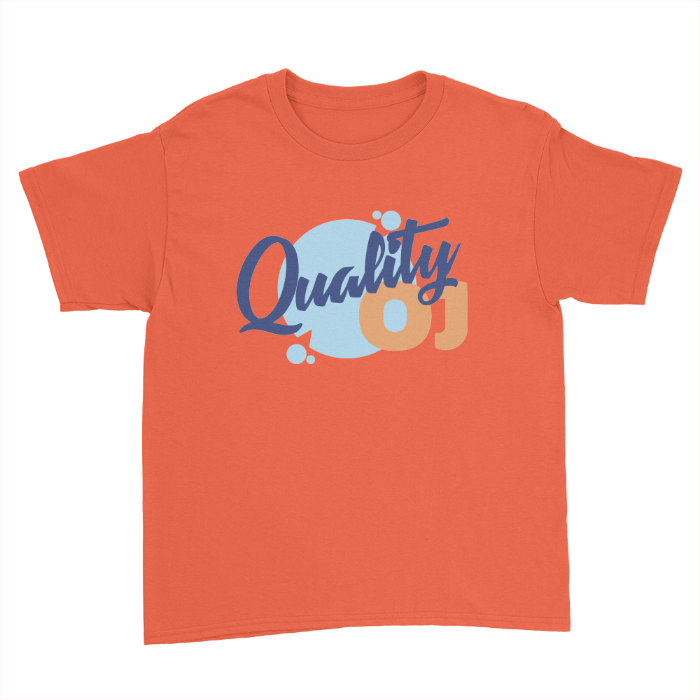 Quality OJ - Kids Youth T-Shirt