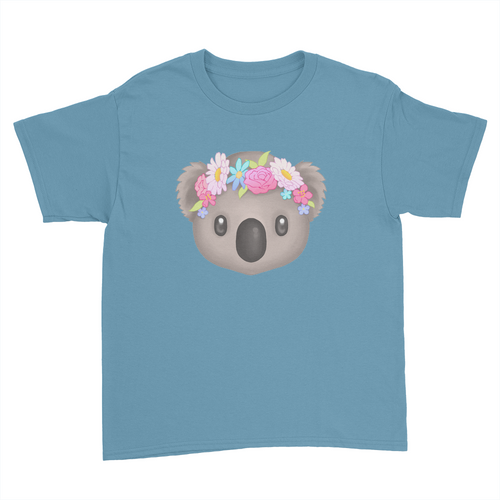 Koala - Youth T-Shirt Carolina Blue