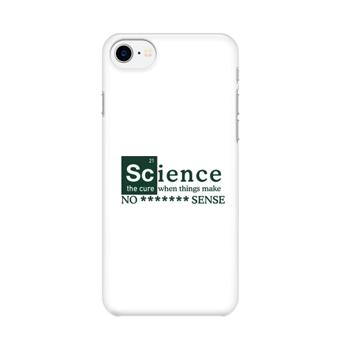 No ******* Sense -  iPhone Case Gloss
