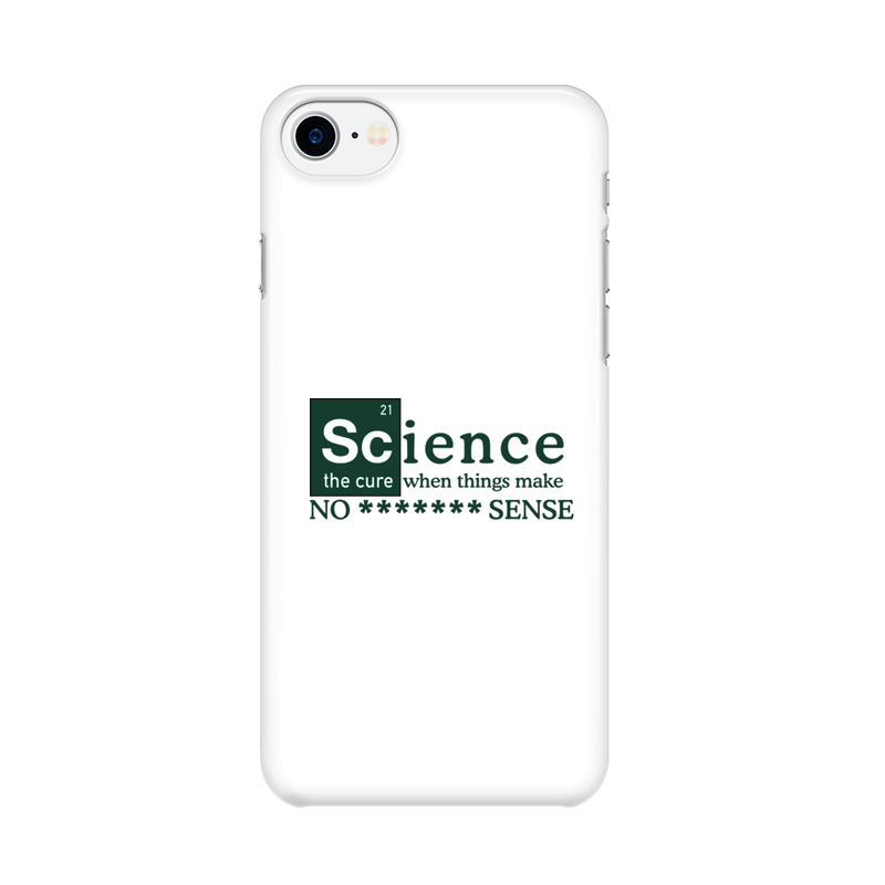 No ******* Sense -  iPhone Case