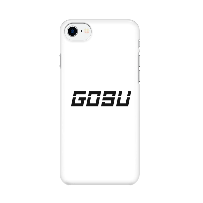 Gosu Logo -  iPhone Case
