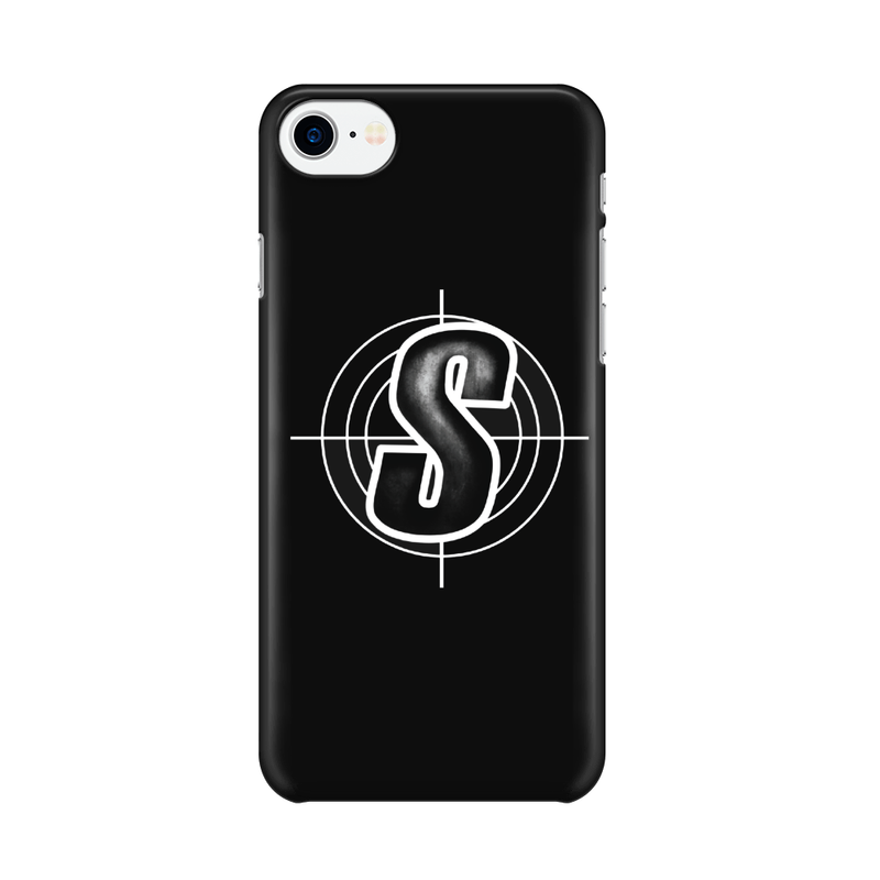 Shoddy Cast Pocket Logo -  iPhone Case
