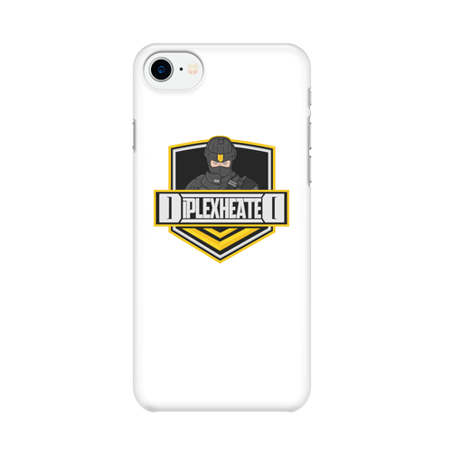 Diplex Heated Logo w Text -  iPhone Case Gloss
