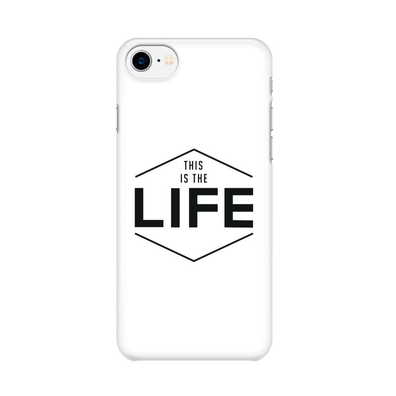 This Is The Life -  iPhone Case