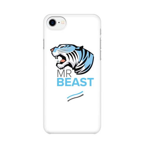 Tiger Lines -  iPhone Case Gloss