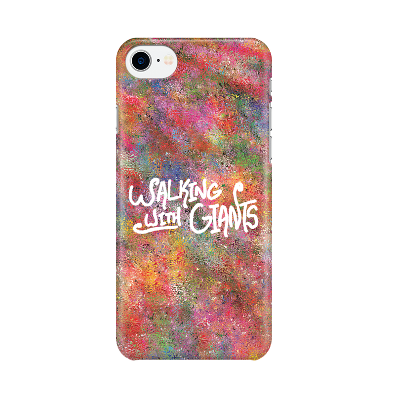 Walking With Giants -  iPhone Case