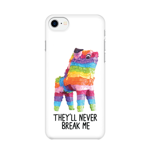 They'll Never Break Me -  iPhone Case