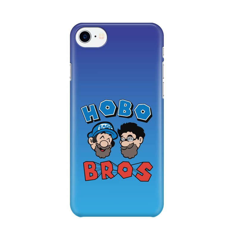 Hobo Bros -  iPhone Case