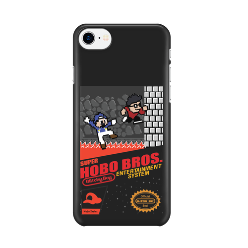 Hobo Bros Game Cartridge -  iPhone Case