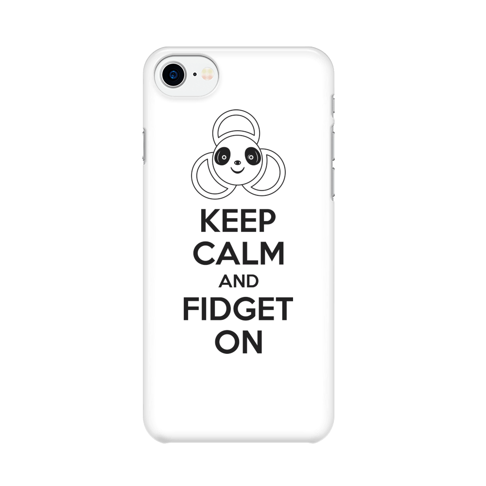 Keep Calm -  iPhone Case Gloss