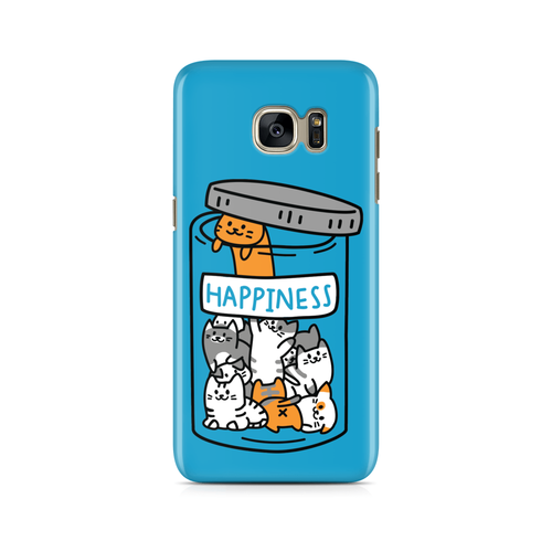 Happiness Jar -  Samsung Case Gloss