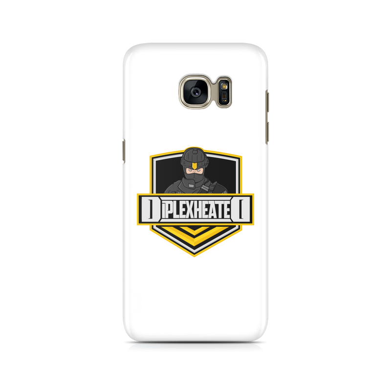 Diplex Heated Logo w Text -  Samsung Case