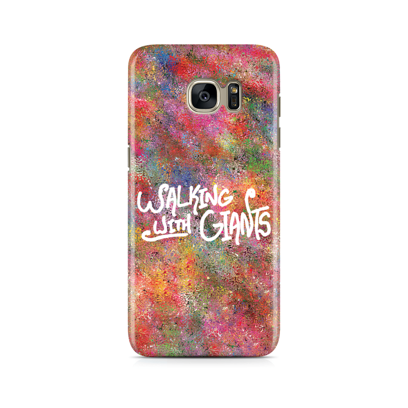 Walking With Giants -  Samsung Case