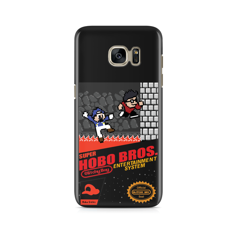 Hobo Bros Game Cartridge -  Samsung Case