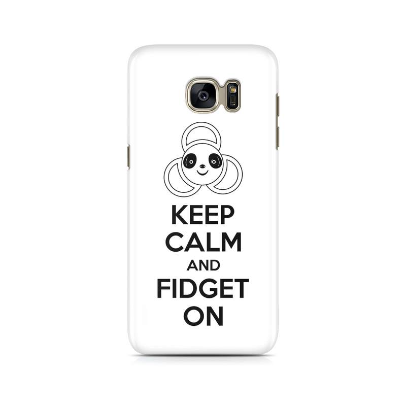 Keep Calm -  Samsung Case