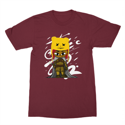 Buddy Behind The Wall T-Shirt