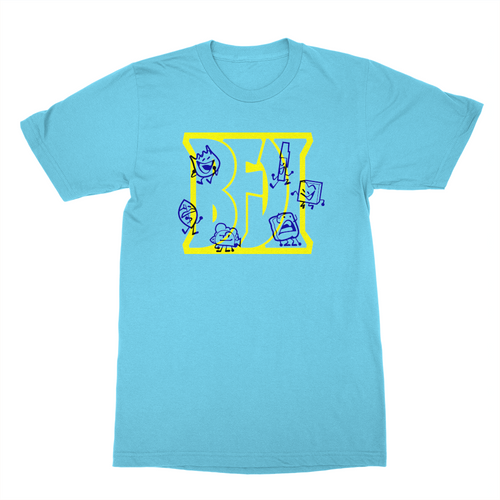 BFDI Badge Shirt