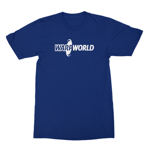Warp World Logo Shirt