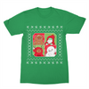 Gingerpale 4-Panel Holiday Shirt