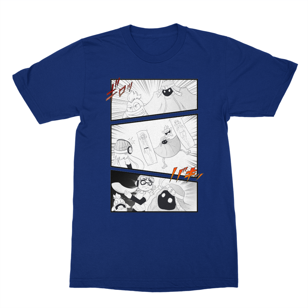 SMG4 Japanese Comic - Unisex T-Shirt