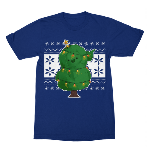 Gingerpale Shrub Holiday Shirt