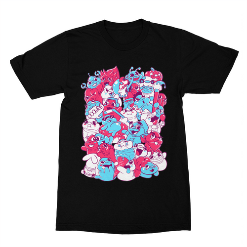 So Many Smooshies! - Unisex T-Shirt