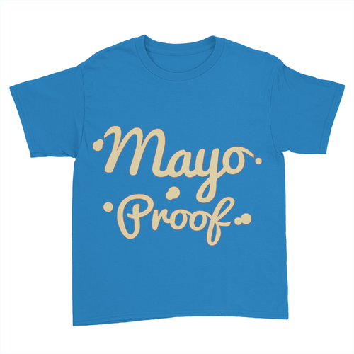Mayo Proof Limited Edition Youth Shirt