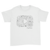 KIDS Play Button White Shirt