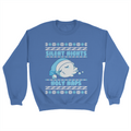 Silent Nights Holiday Sweater