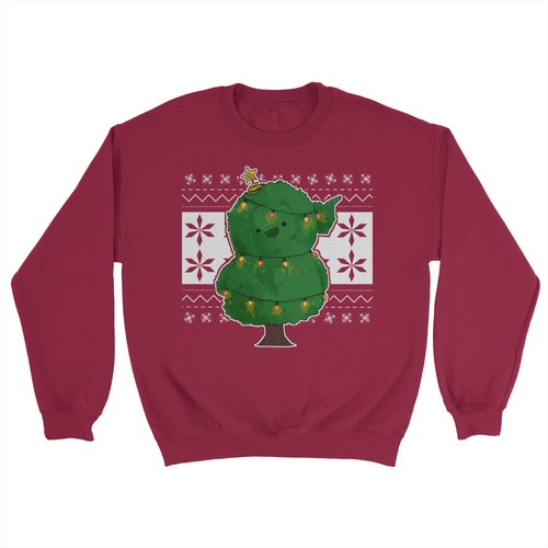 Gingerpale Shrub Christmas Sweater
