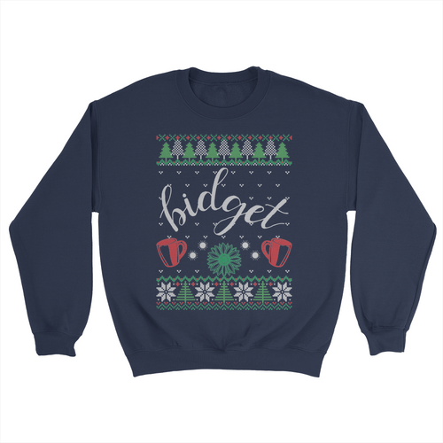 ThatMidgetAsian Ugly Holiday Sweater