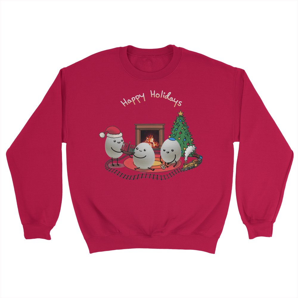 Aksually Holiday Sweater