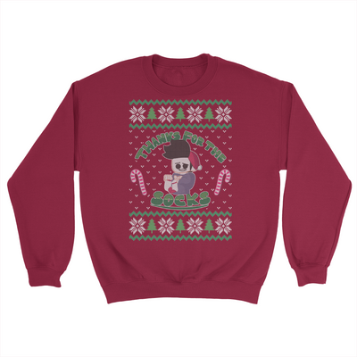 BrodyAnimates Holiday Sweater