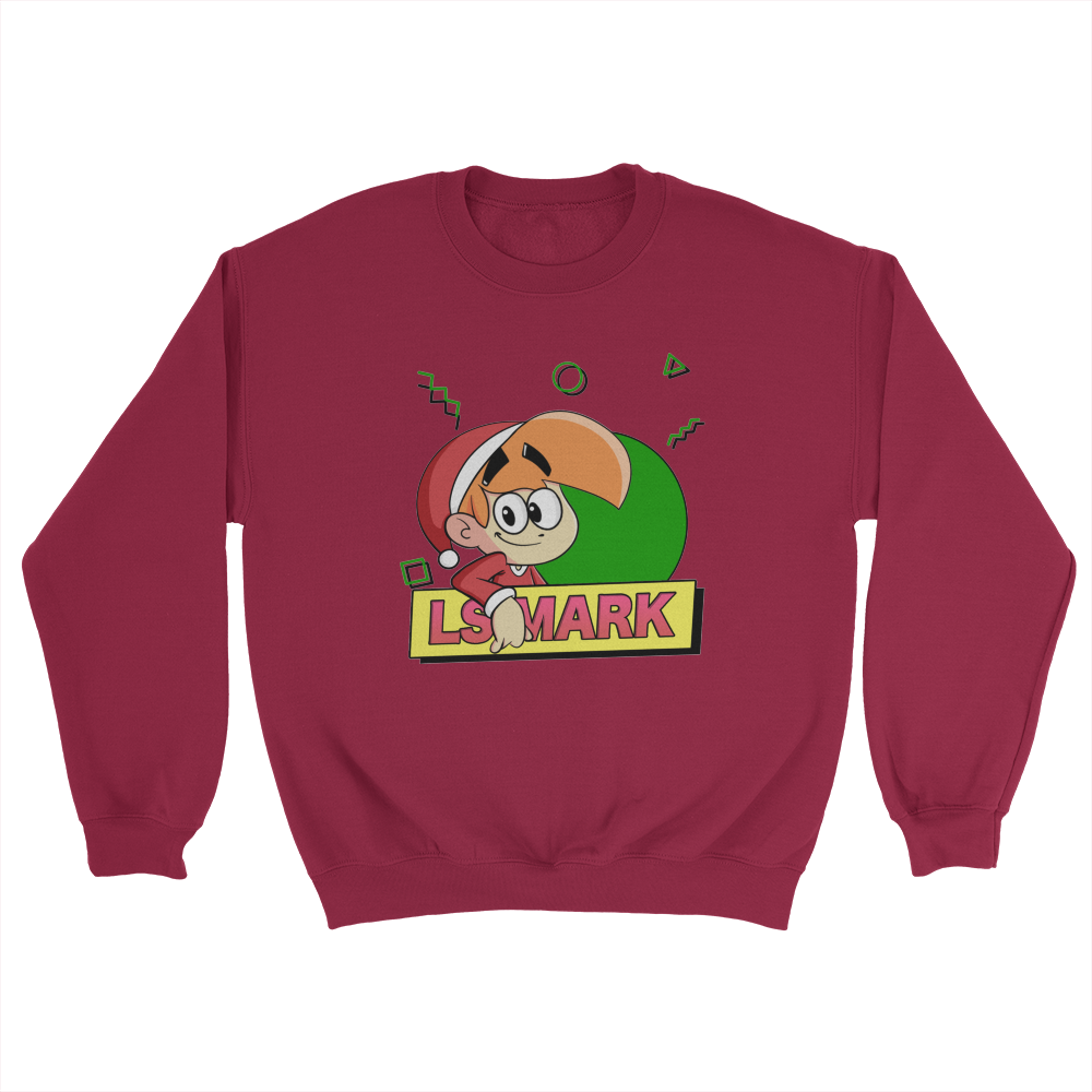 LS Mark Holiday Sweater