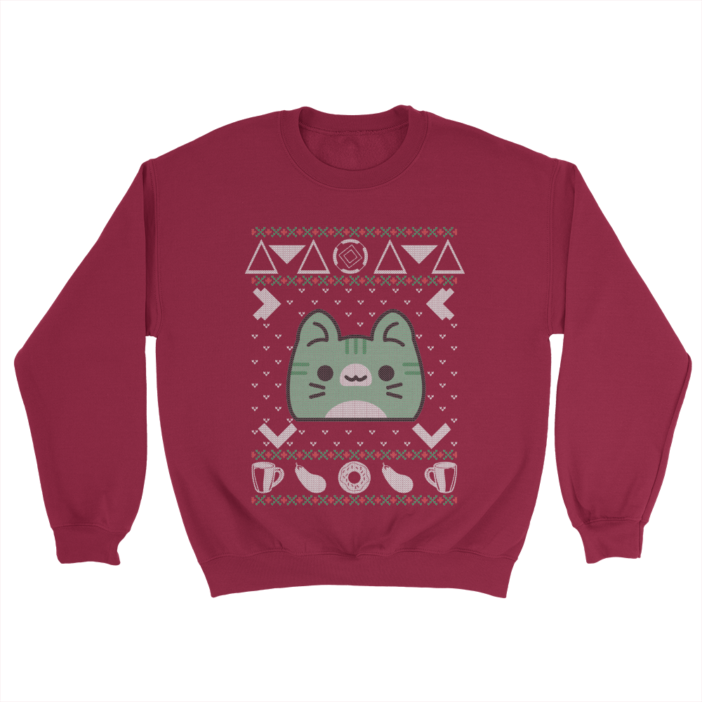 GDJuniper Ugly Holiday Sweater