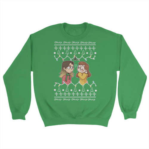 Kelsey Animated Holiday Sweater