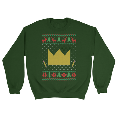 Sultan Sketches Ugly Holiday Sweater